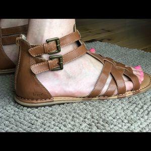 B.O.C. Gladiator Sandals